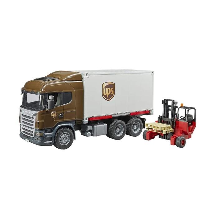 ups logistics indonesia