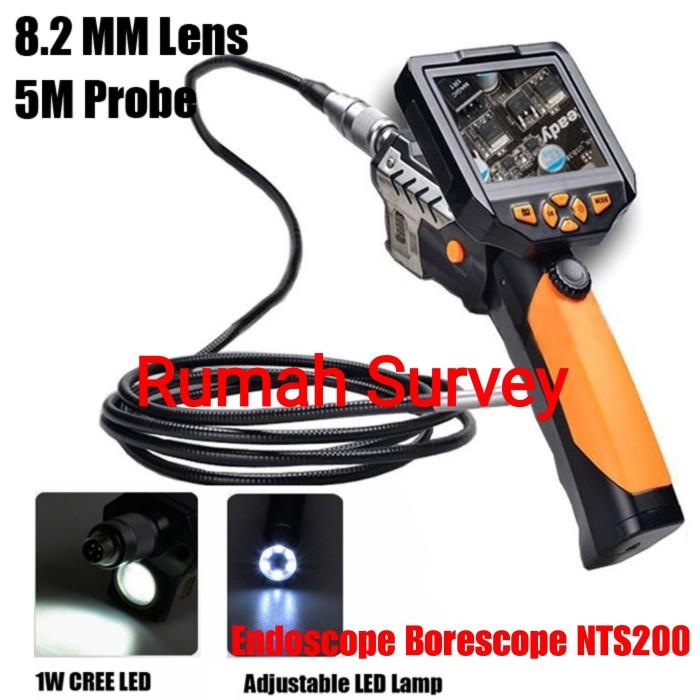 harga Endoscope borescope inspection camera nts200/digital inspection system Tokopedia.com