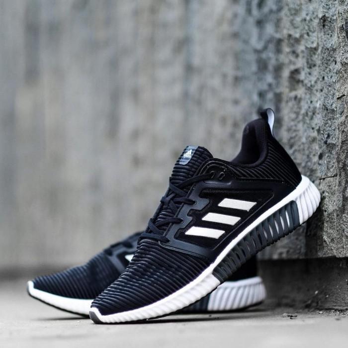 new product 59b7c c86ad Jual jual sepatu original pria adidas climacool vent black white - DKI  Jakarta - indokicks jakarta | Tokopedia