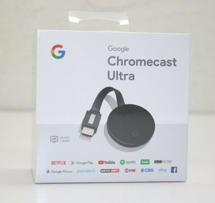 harga Google chromecast ultra Tokopedia.com