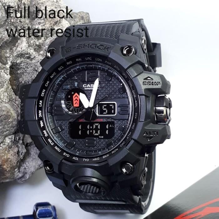 Jam tangan sport G Shock water resist buat berenang sesuai gambar ... 9f63d704d5