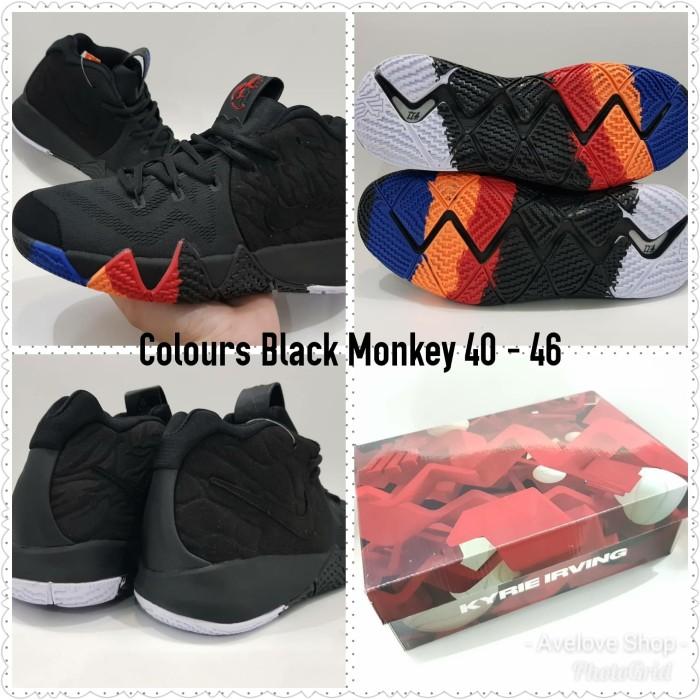 100% authentic bf06c cf4c8 Jual Sepatu Basket/Nike Kyrie Irving Black Monkey - Kab. Tangerang -  Avelove Shop | Tokopedia