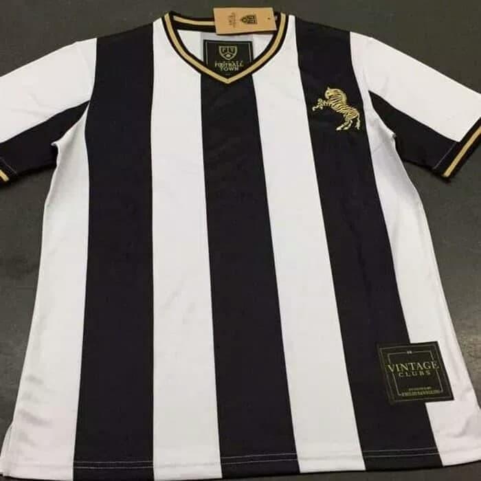 new product 46528 85bed Jual Jersey Kaos Baju Bola Juventus Home Vintage Classic Retro 2019-2020 -  DKI Jakarta - Online Match Jersey | Tokopedia