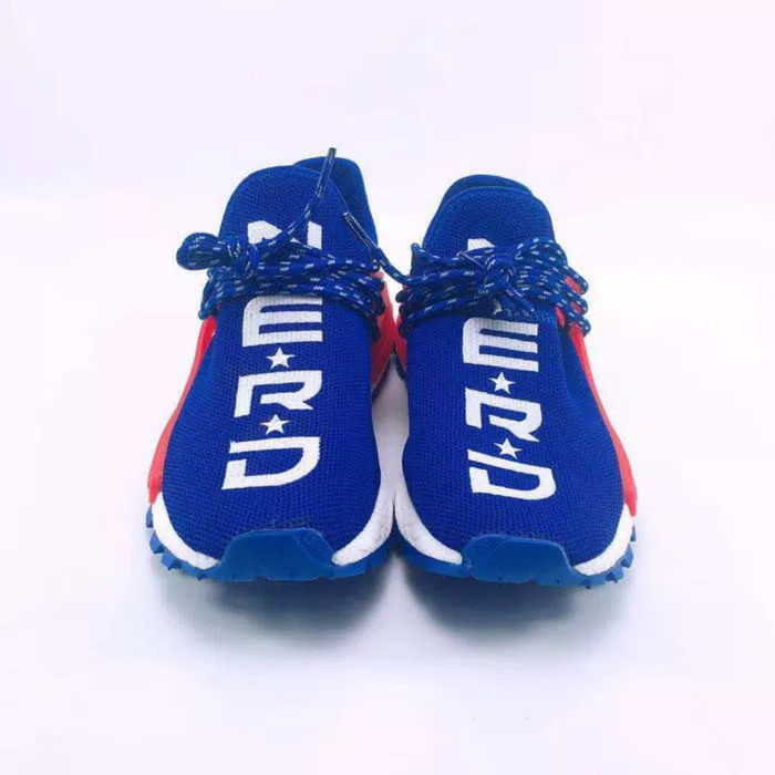 new products 83906 14318 Jual Adidas NMD Human Race x Pharrell William x Billionaire Blue - Kota  Semarang - Fayra Shoes | Tokopedia