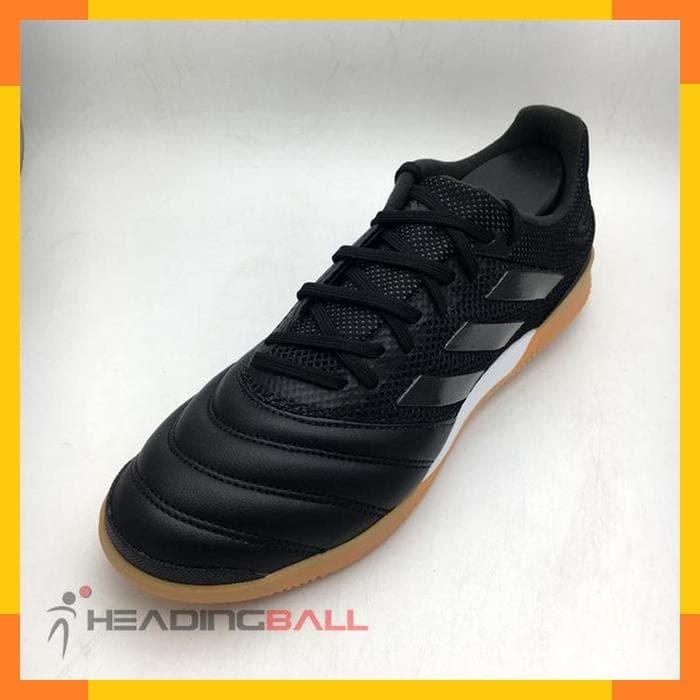 104485562 Jual Sepatu Futsal Adidas Original Copa 19.3 IN Sala Black D98066 ...