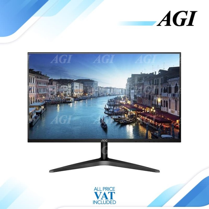 harga Monitor led aoc 24b1xhs 23.8 inch ips low blue mode Tokopedia.com