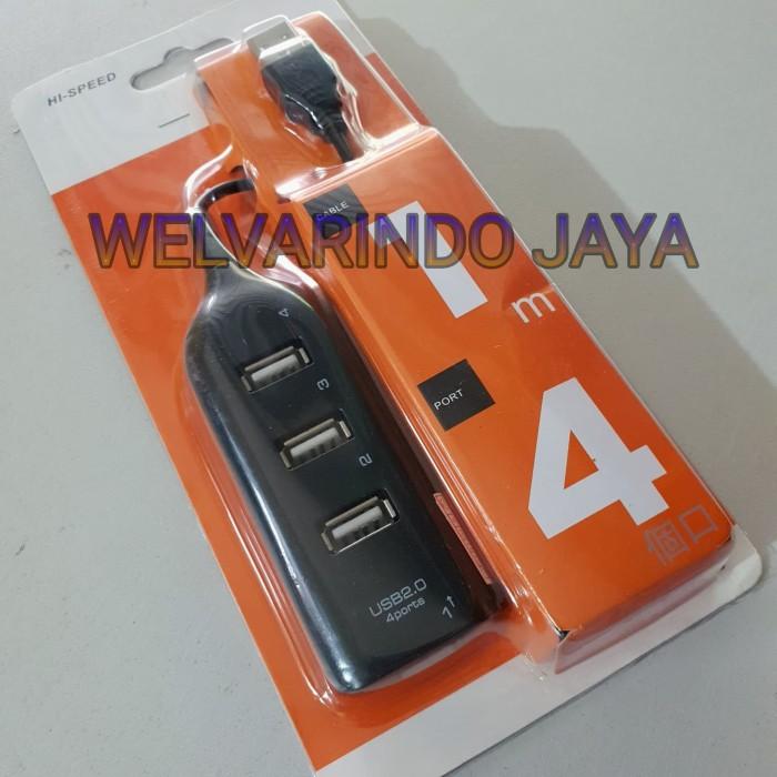 Foto Produk USB HUB 4 PORT MURAH dari welvarindo jaya