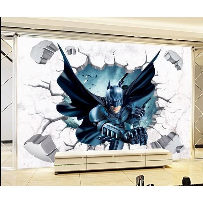 Jual Stiker Dinding Dengan Bahan Vinyl Dan Gambar Batman Untuk Kamar Jakarta Timur Cahaya Shoping Tokopedia