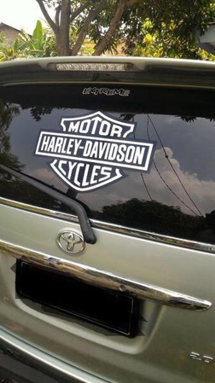 Sticker harley davidson original