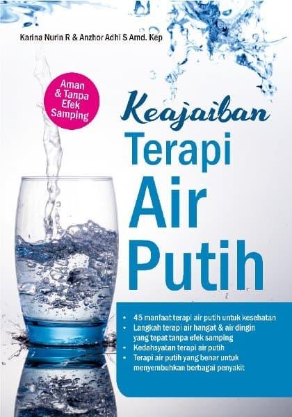Jual Keajaiban Terapi Air Putih Kab Bantul Cakrawala Mp Tokopedia