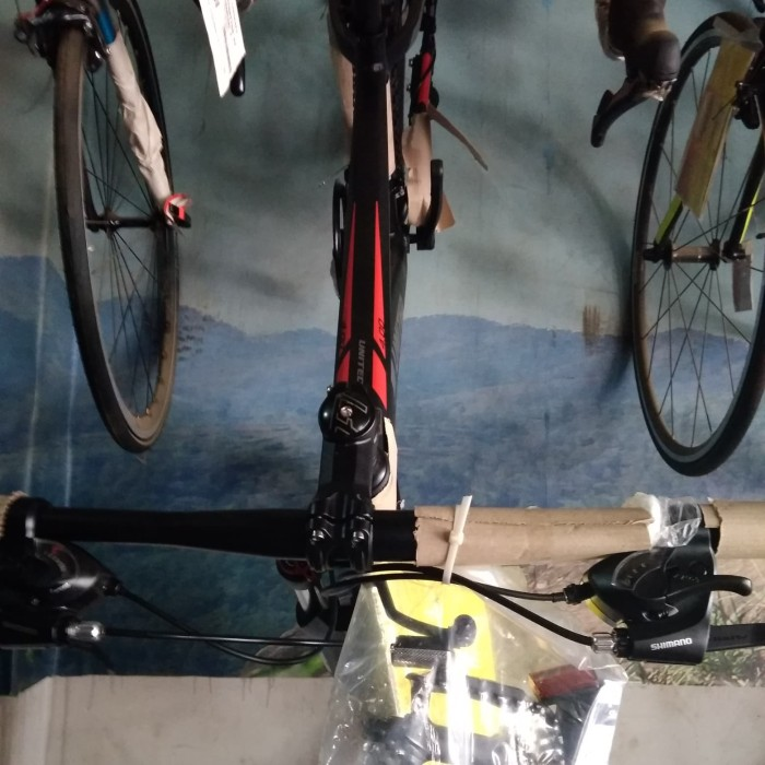 Jual sepeda gunung mtb 27.5. united monanza 4.00. alloy