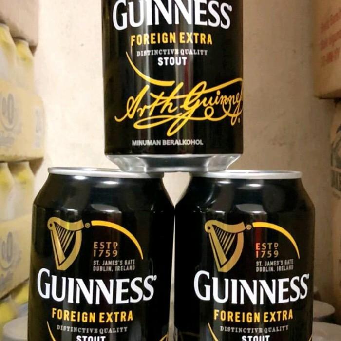 harga guinness spesial beer hitam 4x330ml Tokopedia.com