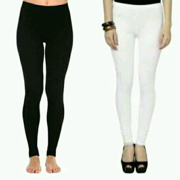 Jual Celana Legging Putih Kab Cirebon Riritohariah Onlineshop Tokopedia