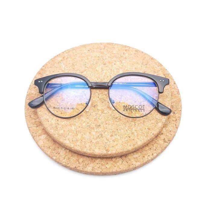 Jual Jual kacamata frame pria wanita moscot jc028 frame paket len ... 8861fa3778