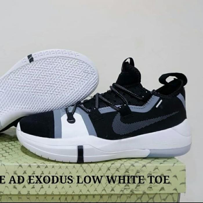 the best attitude 31644 349d9 Jual SEPATU NIKE KOBE AD EXODUS LOW WHITE TOE - Kota Batam - LobabaSports    Tokopedia