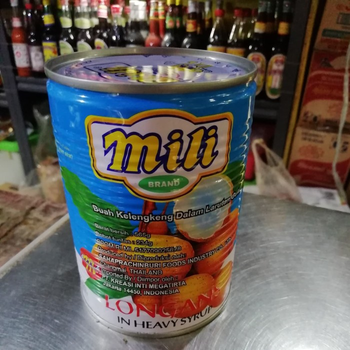harga Buah kelengkeng /longan mili 565 gr Tokopedia.com