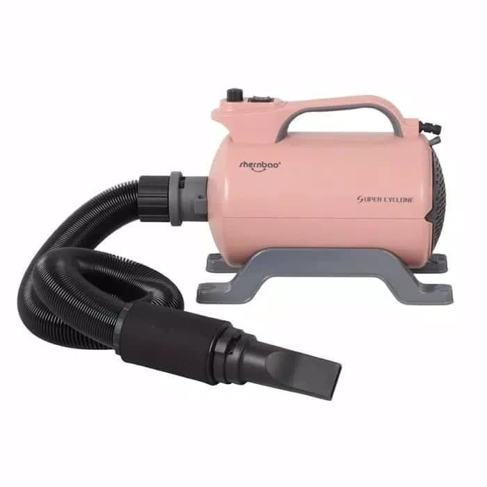 harga Shernbao blower pet dryer shd- 2600p uper cyclone single motor Tokopedia.com