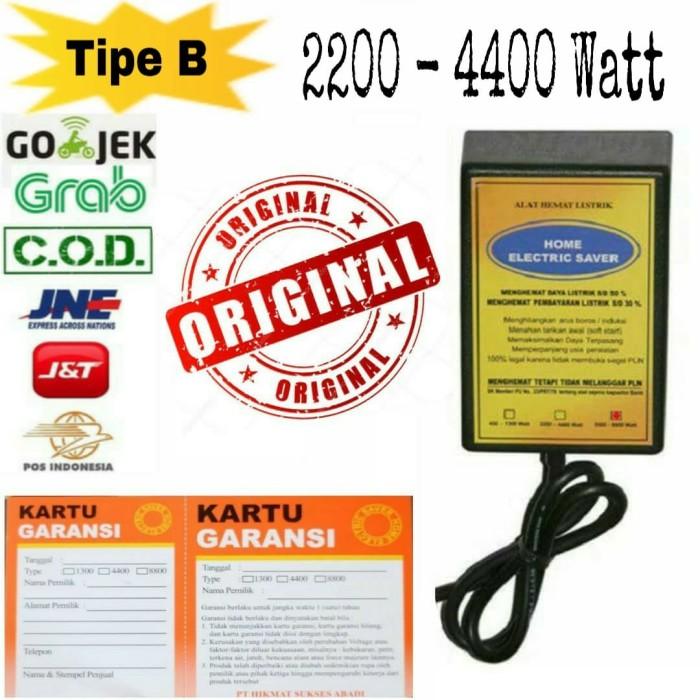 Jual Penghemat Listrik - Home Electric Saver Original 2200-4400 watt (GROSI - PADEPOK_onshop