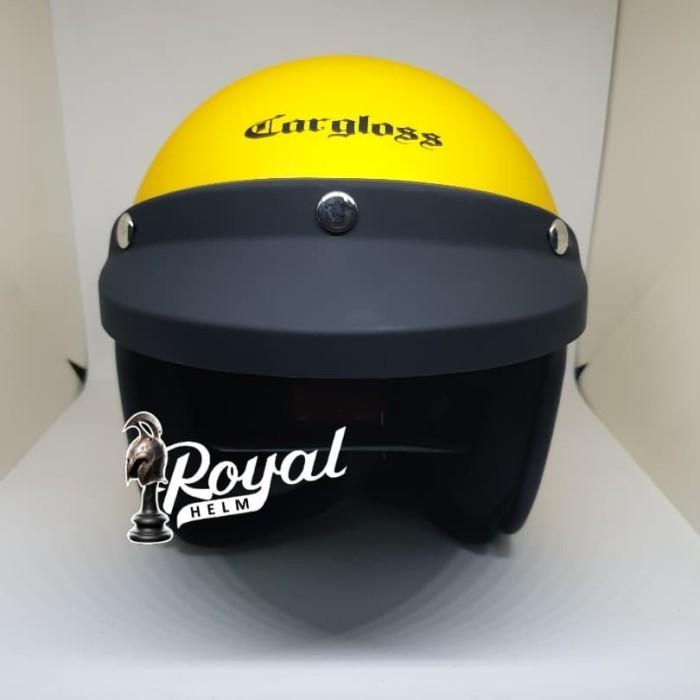 Foto Produk cargloss cf yellow doff dari Royal helm