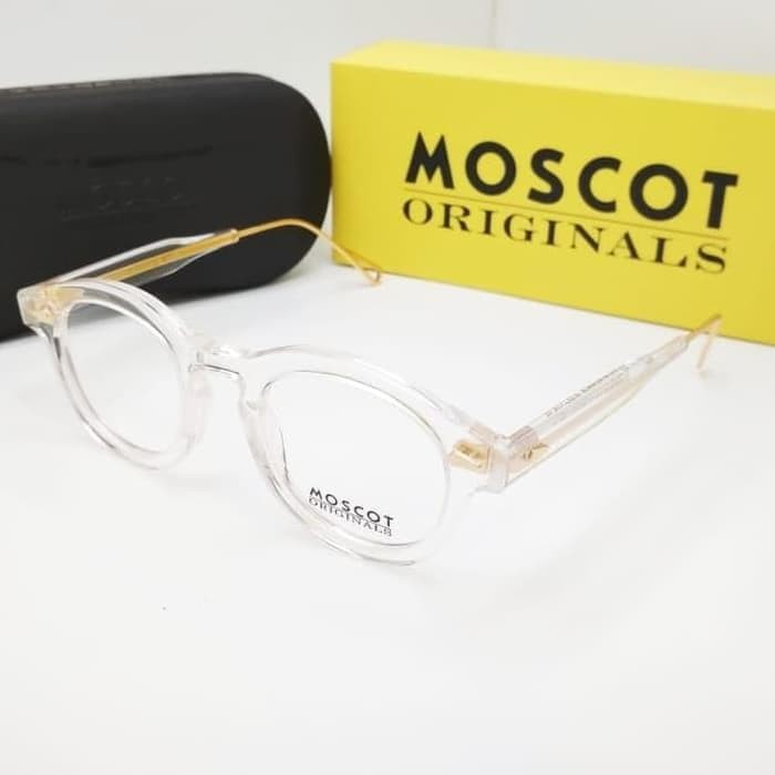 Jual Jual kacamata frame Moscot TT frame pria wanita size 49-24-1 ... 28d414800b