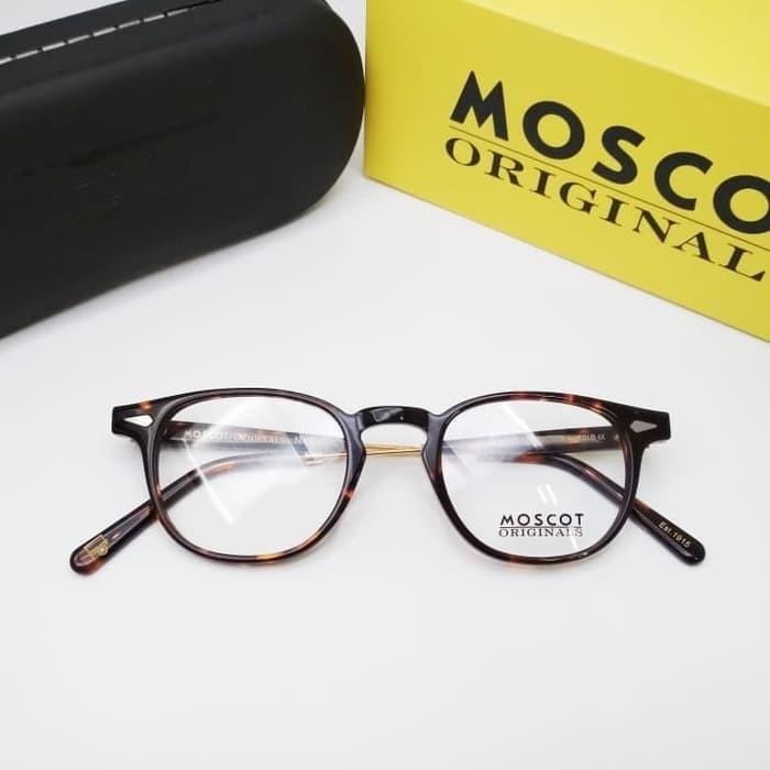 Jual Promo promo kacamata fashion pria wanita frame Moscot paket l ... a41c5c0b11