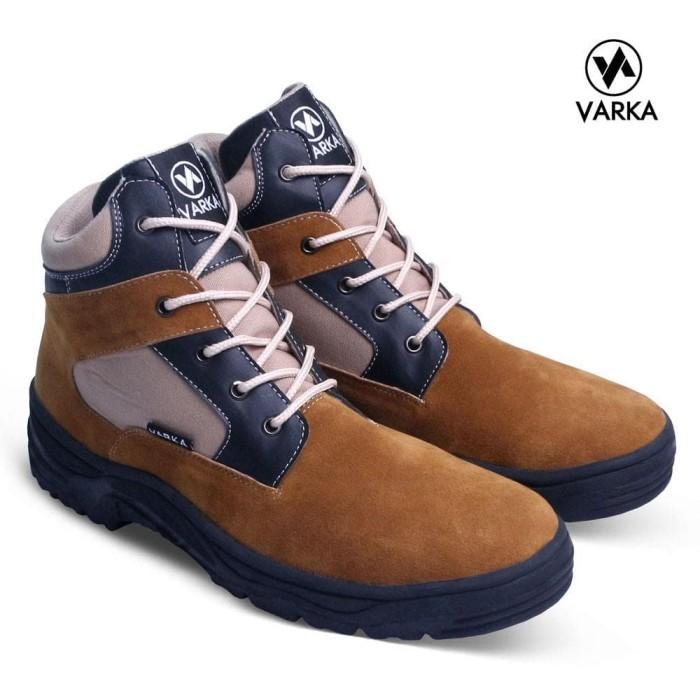 Jual Sepatu Safety Varka V 118 Sepatu Boots Safety Pria Untuk Kerja ... 580c270871