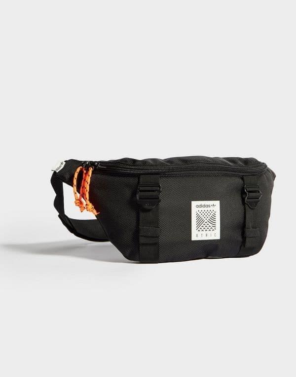 adidas Originals Adidas originals bag body bag WAISTBAG M waist bag L men Lady's (FJB95DH3261 FW18)