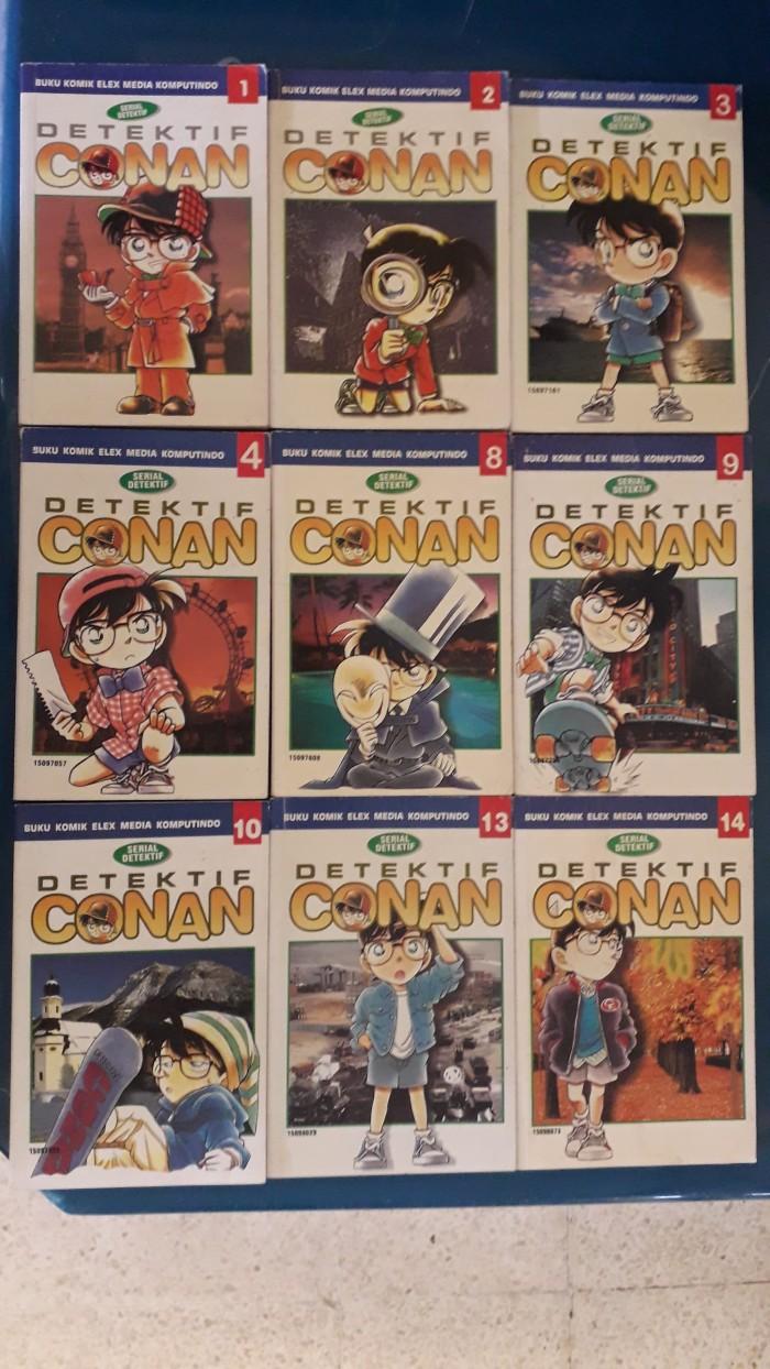 Jual Komik Serial Detektif Conan Kota Batu BenPayuAjah