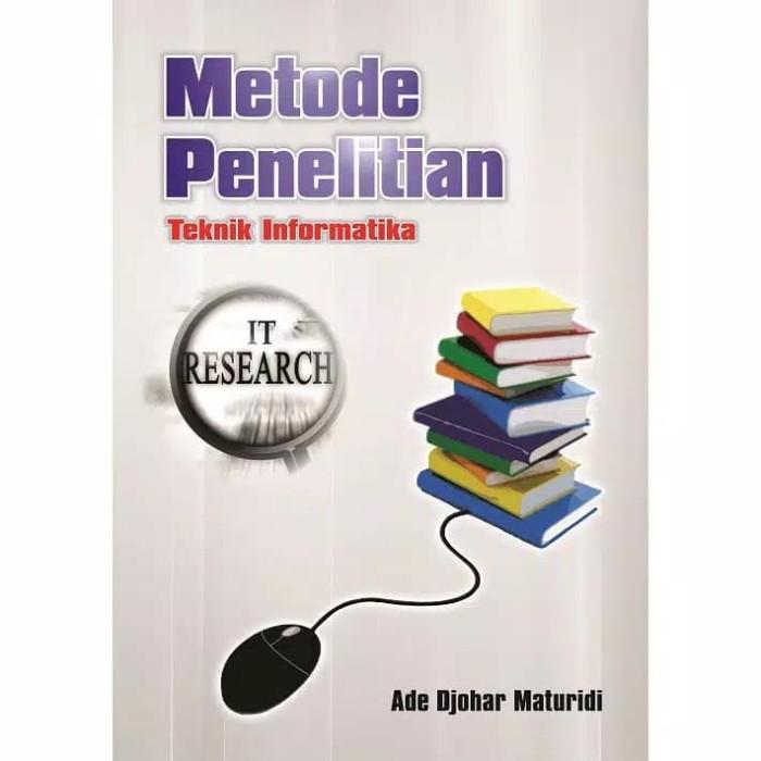 Jual Buku Metode Penelitian Teknik Informatika Kab Sleman