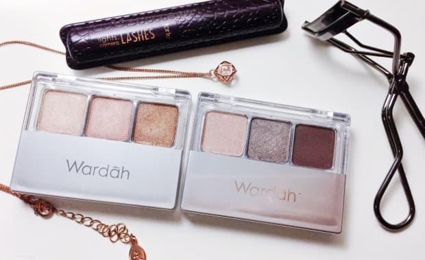 Wardah Eyexpert Nude Colours Eyeshadow Passionate