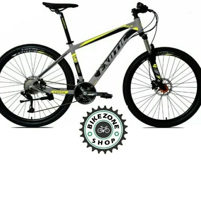 Jual Sepeda MTB 26 inch Exotic et 2612 xt 27speed 3x9 rem