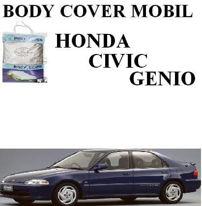 86 Honda Civic Genio Bekas Surabaya HD Terbaru