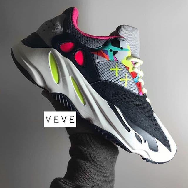 f76a499a5074 Jual Kaws x Adidas Yeezy Boost 700 Wave Runner Premium Original ...
