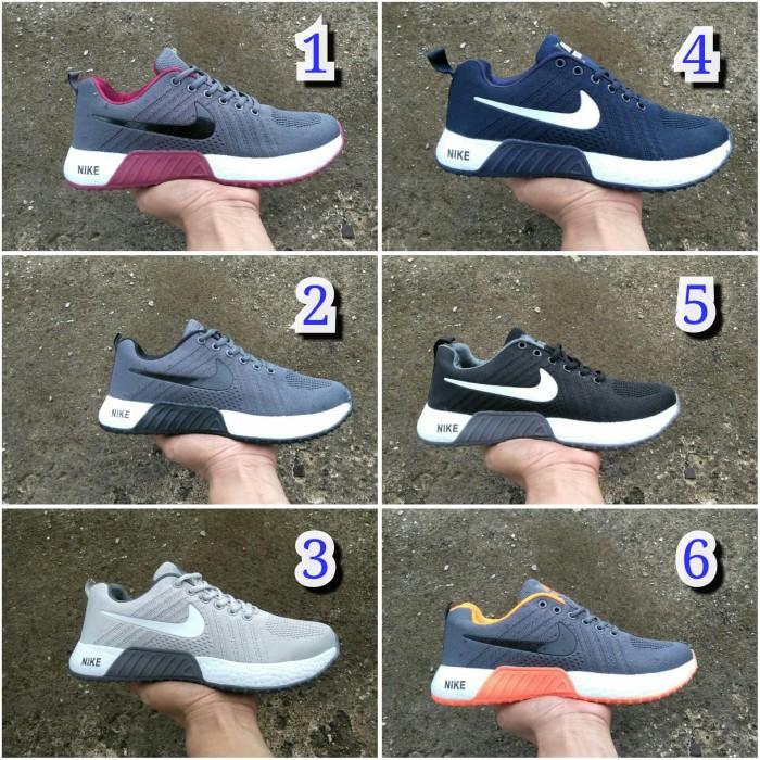 harga Sepatu sport nike air max zoom pegasus free running gym tenis volly Tokopedia.com