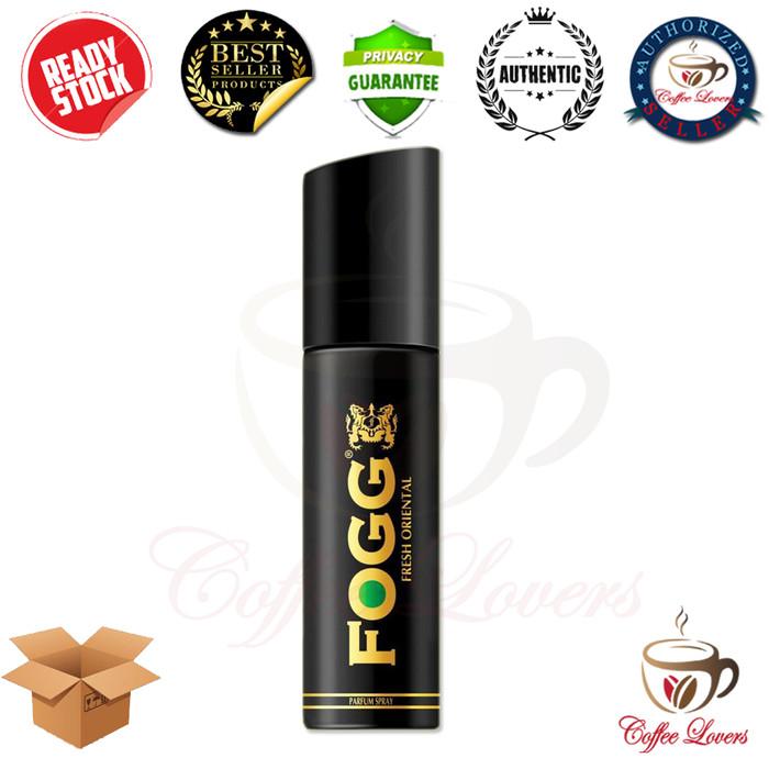 Jual Fogg Black Series Men Fresh Oriental I Parfum Pria Spray