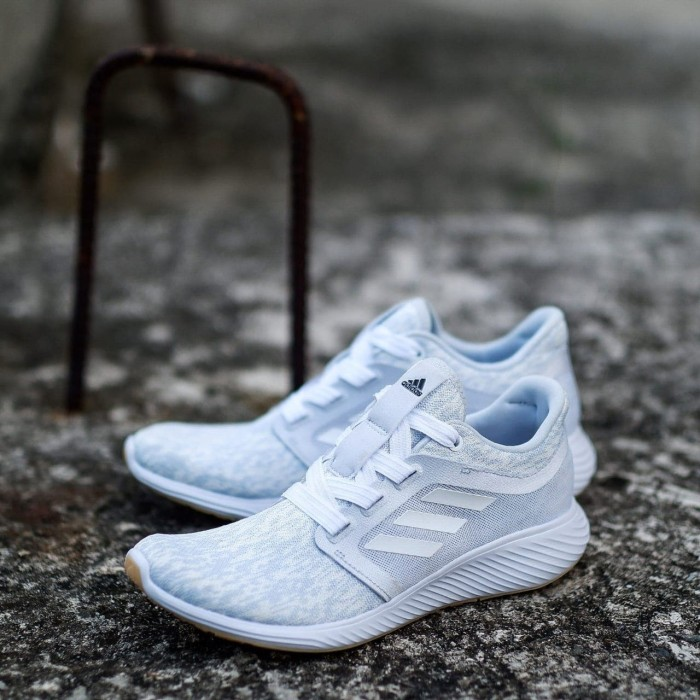 28d5b5861 Jual Sepatu Adidas Bounce Edge Lux Ice Blue Gum Sole Original ...
