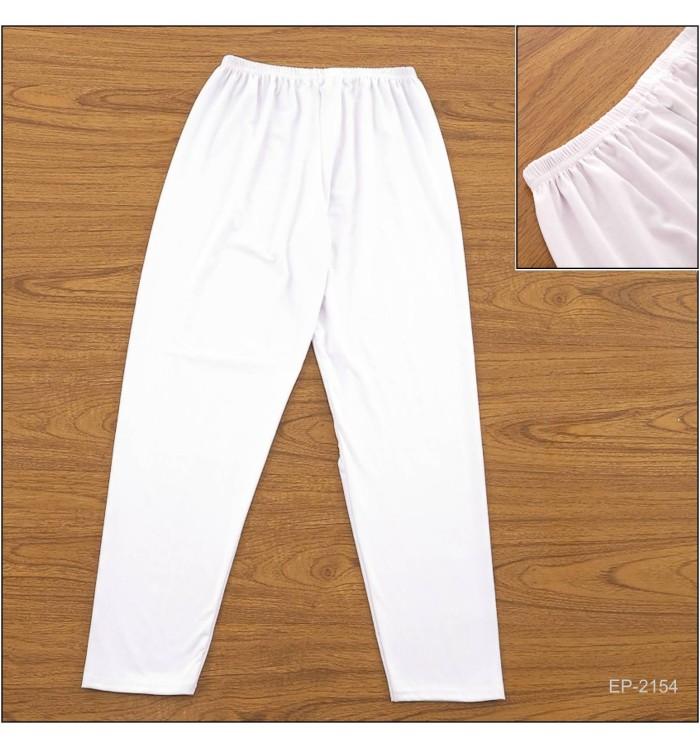Jual Celana Legging Cewek Panjang Putih Jumbo Lina 044002155 Kota Blitar Bajuhemat Tokopedia
