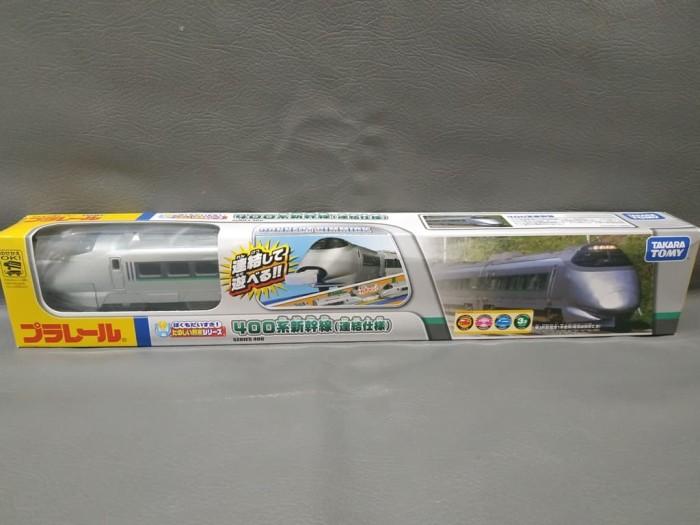 harga Takara tomy plarail series 400 shinkansen Tokopedia.com