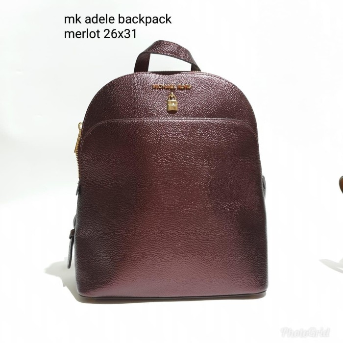 2f506bc214ff Jual Tas Original MICHAEL KORS Adele Backpack Authentic - Kota ...