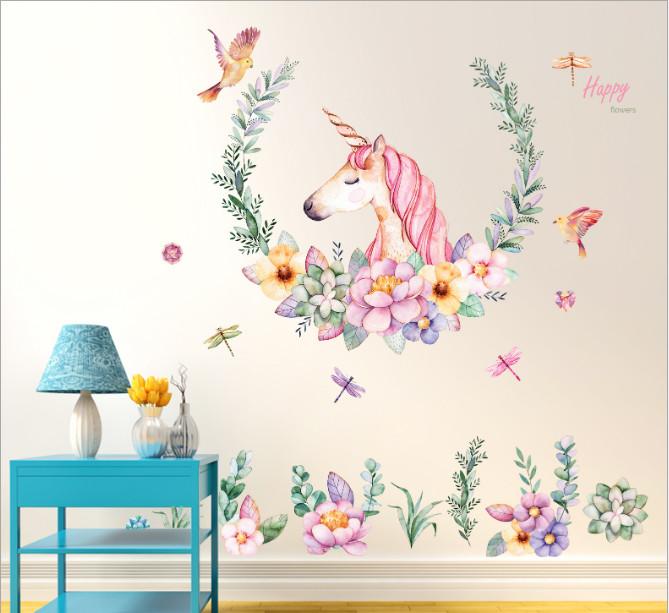 paling keren 25 harga wallpaper dinding unicorn  joen