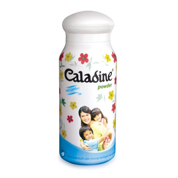 Bedak Gatal Caladine Powder Soft Comfort 220 gr