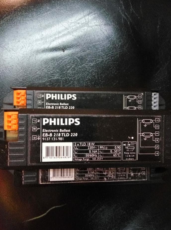 Jual Hot Deal Balast Elektronik Lampu Tl T8 2x18w Philips Jakarta Utara Pin Pin Aulia Toko Tokopedia