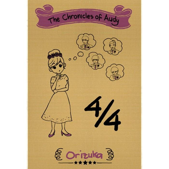 harga The chronicles of audy: 4/4 Tokopedia.com