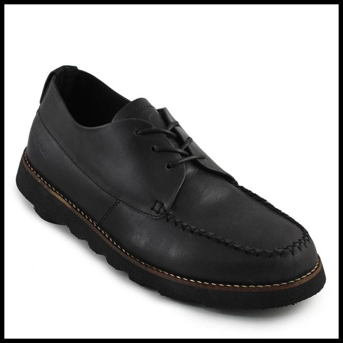 Foto Produk Sepatu Sauqi Flux Hitam Sepatu Pria Formal Loafers Sneakers dari ahmadimustofa