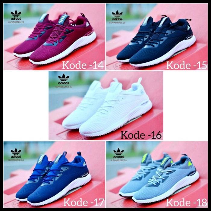 Jual Sepatu Senam Wanita Sneakers Olahraga Sepatu Adidas