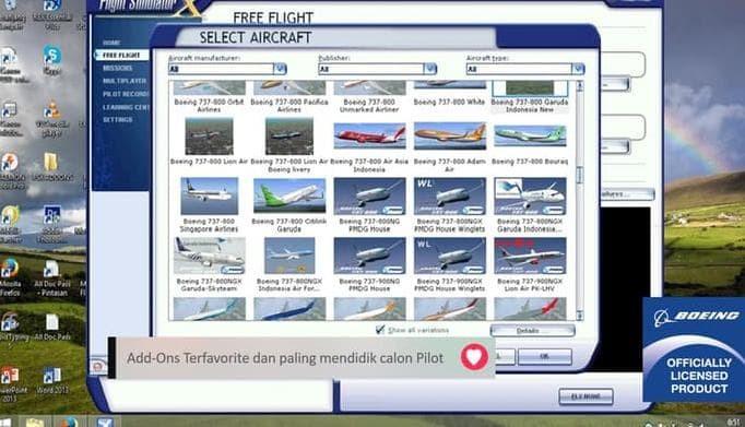 Jual BEST SALE PMDG 737 NGX + GSX & FS2CREW TERLARIS - DKI Jakarta - Ryan  Nugraha shop   Tokopedia