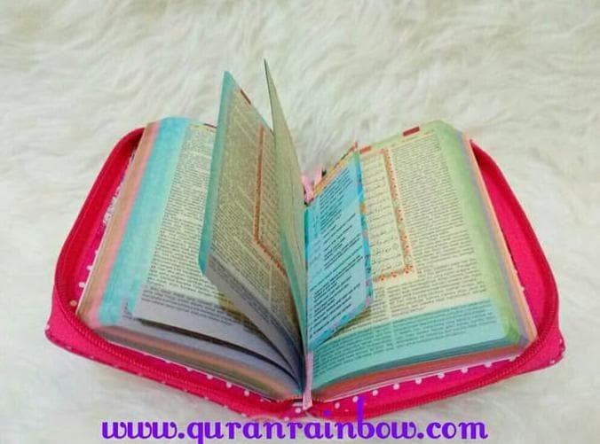 Jual Best Sale New Al Quran Rainbow Raihan Dan Tasbih Cantik Sale Stok Jakarta Timur Tony Hasiholan Shop Tokopedia