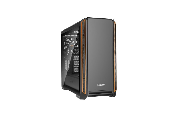 harga Be quiet! gaming case silent base 601 orange with side window Tokopedia.com