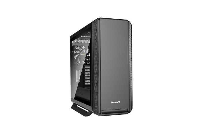 harga Be quiet! gaming case silent base 801 black with side window - winner Tokopedia.com