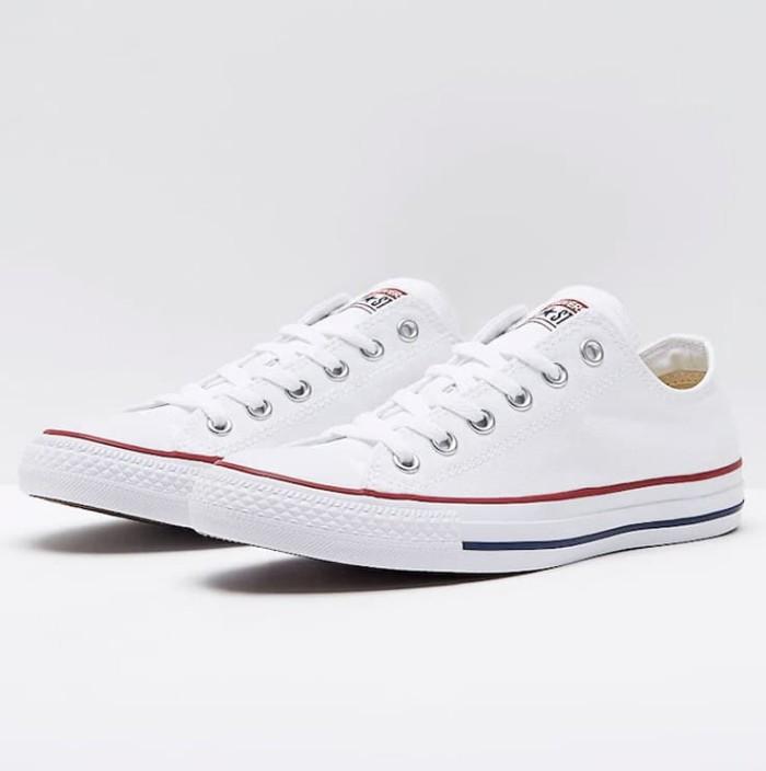 Jual Sepatu CONVERSE ALL STAR OX OPTICAL WHITE Original Kota Depok Ajran Shop | Tokopedia